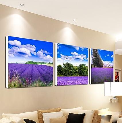 Soggiorno Decorazione Pittura Murales Divano Sfondo Pittura Camera ...