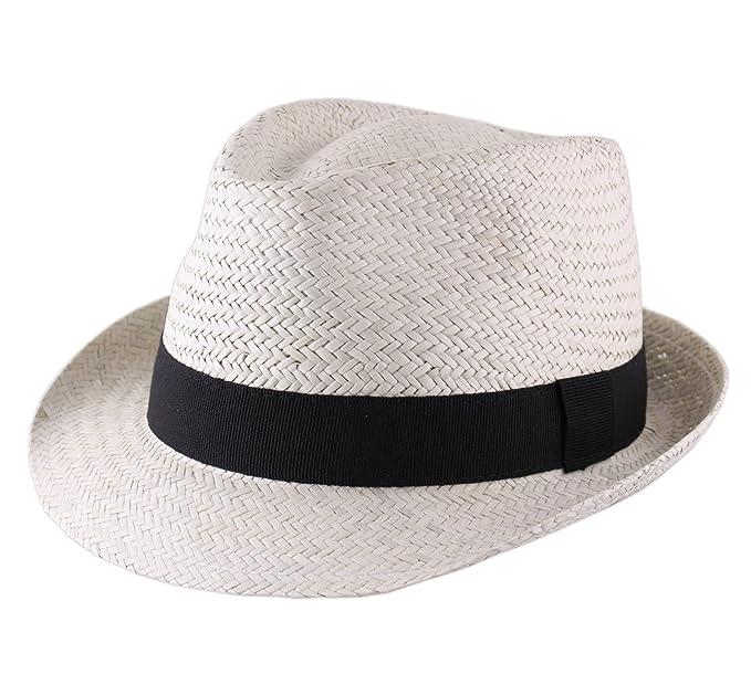 Classic Italy - Sombrero Trilby Hombre Bogota  Amazon.es  Ropa y accesorios 54429744f46