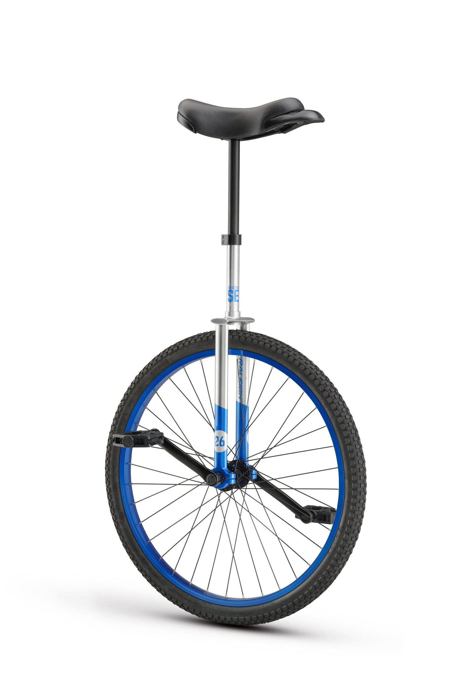 RALEIGH Unistar SE 26, 26inch Wheel Unicycle, Blue by RALEIGH