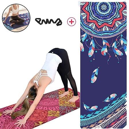 ZQSLD Colchoneta de Yoga Esterilla Yoga,Estera de Yoga ...