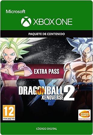 DRAGON BALL XENOVERSE 2 - Extra Pass | Xbox One - Código de ...