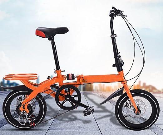 GHGJU Los Niños Bicicleta 14 Pulgadas 16 Pulgadas De Adultos ...