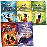 Percy Jackson Collection - 5 Books