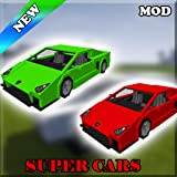 Mod Super Cars for MCPE