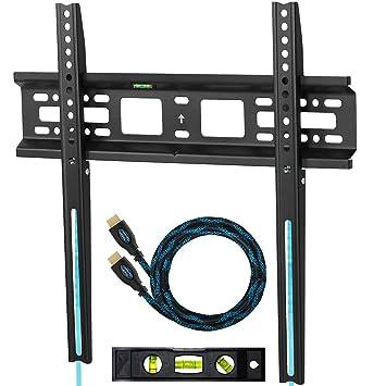 cheetah mounts apfmsb tv wall mount bracket for 2055u201d tvs up to vesa
