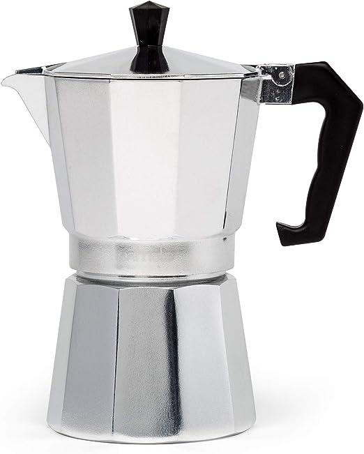 Amazon.com: Primula - Cafetera espresso de aluminio, para ...