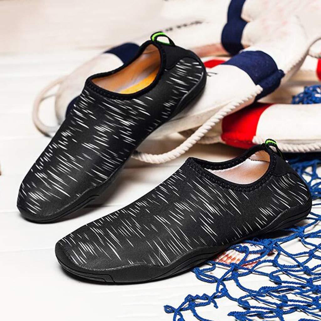 TD D24548 Paar Paar Paar Strand Watschuhe Schnell Trocknend Undicht Wasser Schwimmen Schuhe Männer Und Frauen Bewegung Barfuß Weiche Schuhe (Farbe   E, größe   40) B07PBZMJGR Kletterschuhe Bekannt für seine gute Qualität 621409