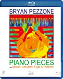 Piano Pieces from Mozart, Elgar & Pezzone (3D Blu Ray) [Blu-ray]
