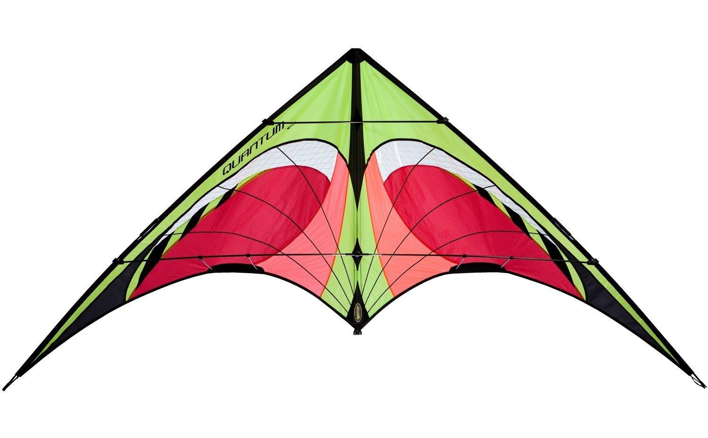 Prism Quantum Dual-line Stunt Kite, Fire by Prism Kite Technology