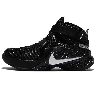 2952fcda57363e NIKE Boys  Lebron Soldier IX Flyease (GS) Basketball Shoes ...