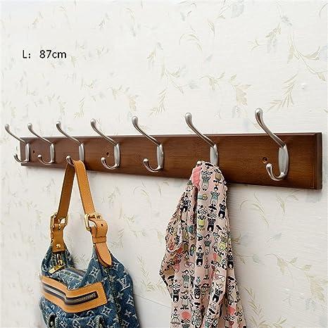 Amazon.com: AIDELAI Coat Rack Bedroom Wall Hook, Creative ...