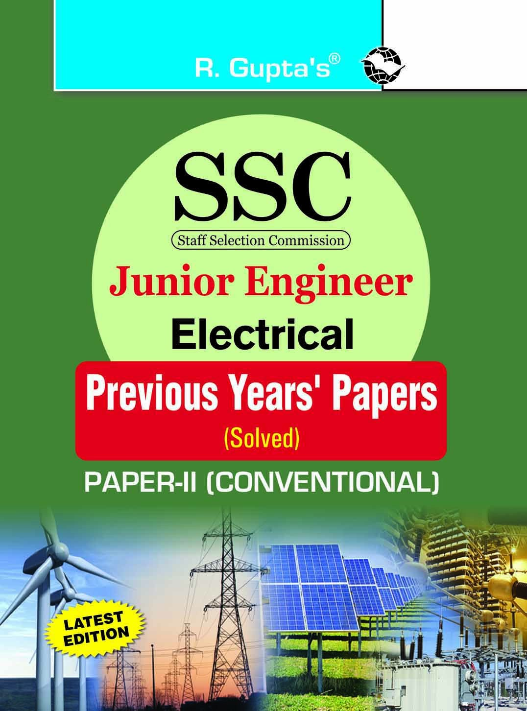 Ssc Je Electrical Question Paper 2014 Pdf