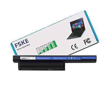 FSKE® VGP-BPS26 VGP-BPS26A VGP-BPL26 Batería para Sony VAIO PCG