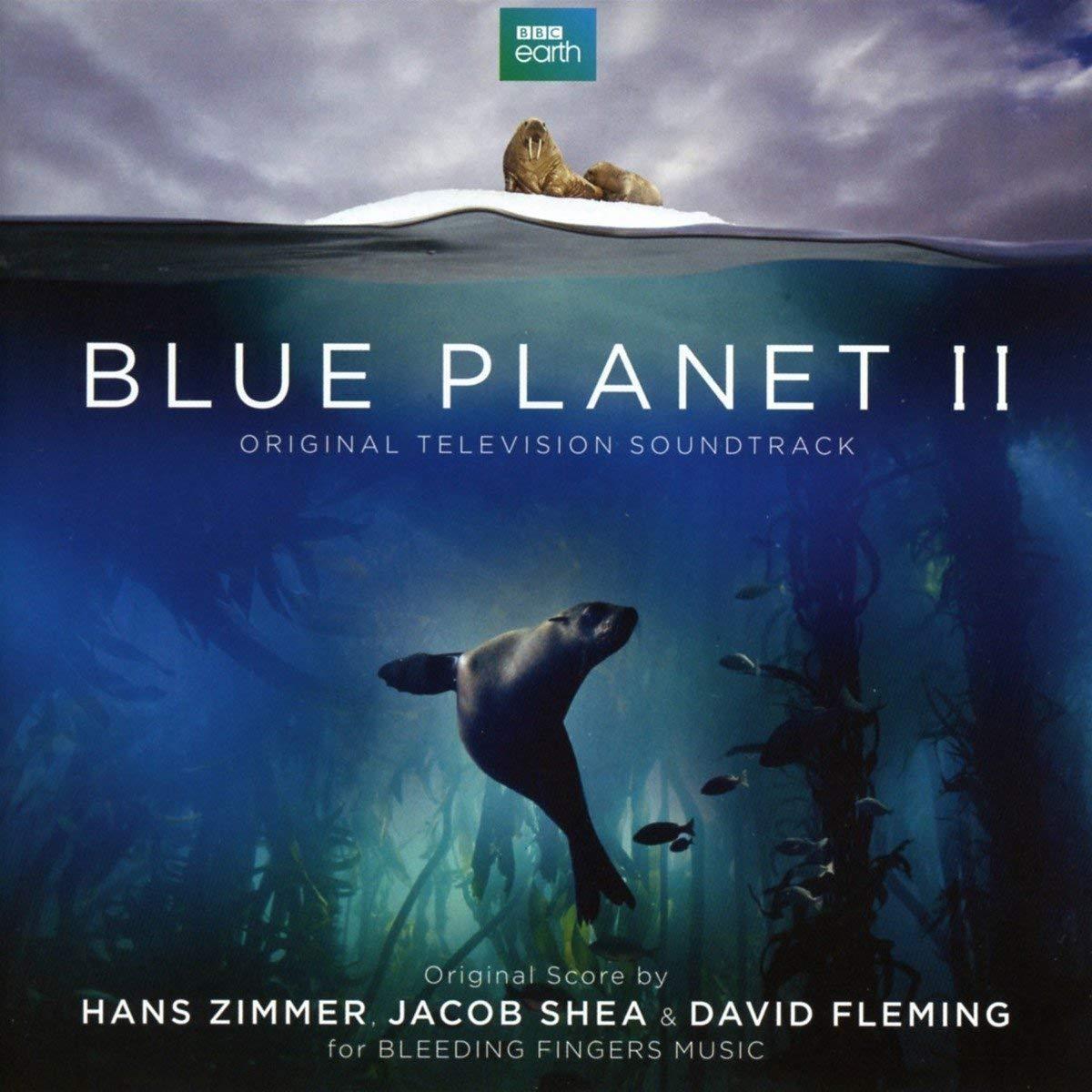 Ost: Blue Planet II [VINYL]