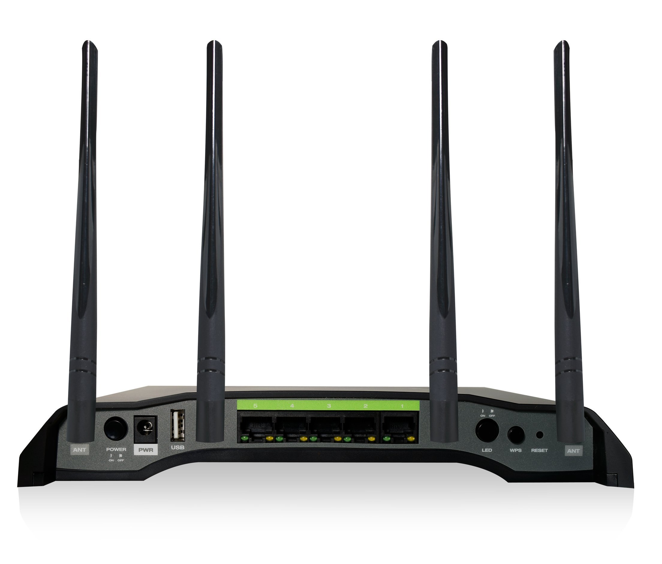 Amped Wireless TITAN-EX, High Power AC1900 Wi-Fi Range Extender (RE1900A) by Amped Wireless (Image #5)