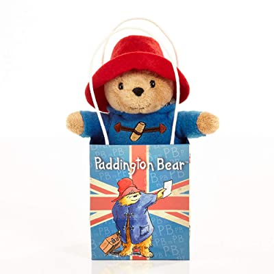 Rainbow Designs Classic Paddington Bear in Union Jack Bag: Toys & Games