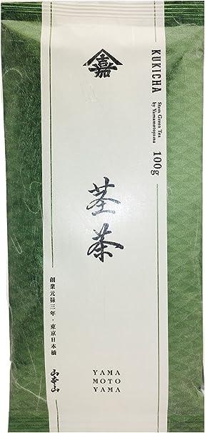 山本山 茎茶 100g