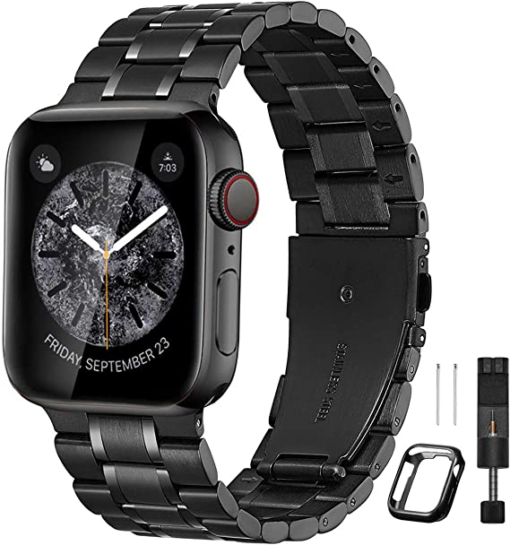 Bestig Compatible for Apple Watch Band