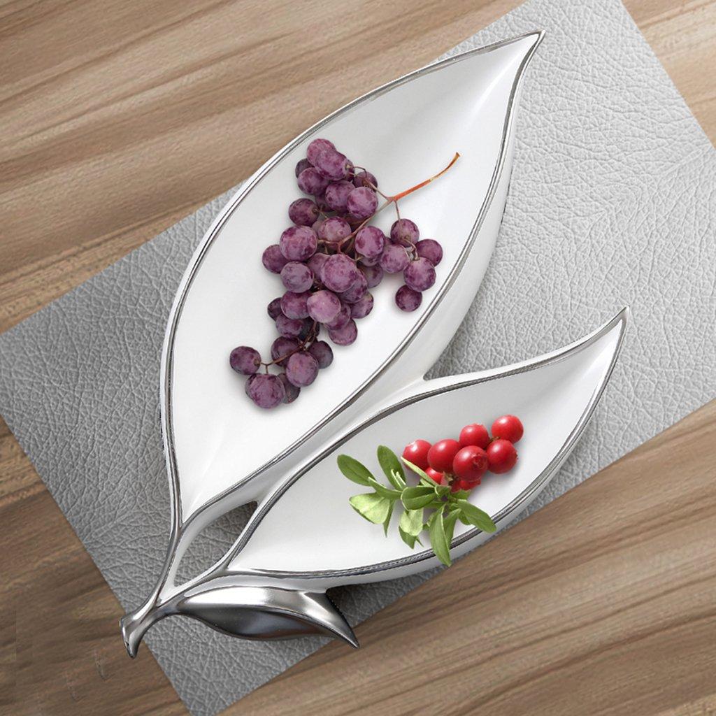 continentale pavone resina piatto di frutta moda alta ...