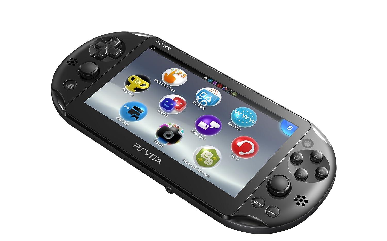 Sony Playstation Vita [New Slim 2014 Version] [Importación ...