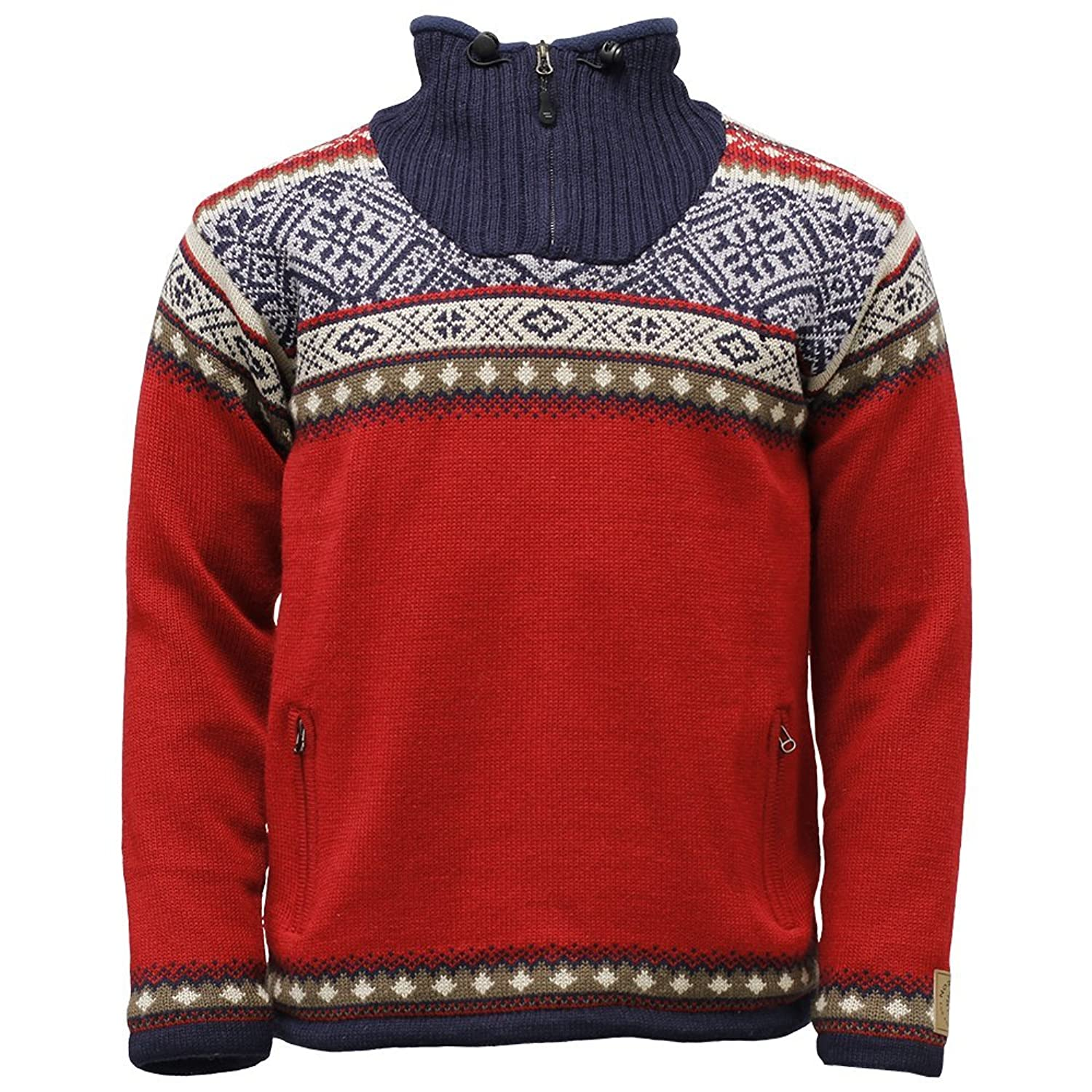 ICEWEAR Bergen Men's Norwegian Lined Sweater
