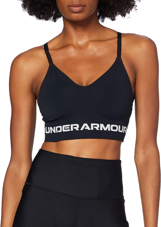 Under Armour Womens Womens Seamless Longline Heather