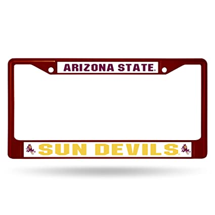 Arizona State Sun Devils Plate Frame
