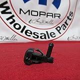 NEW OEM Dodge windshield washer nozzle MOPAR RAM 1500 2500 3500