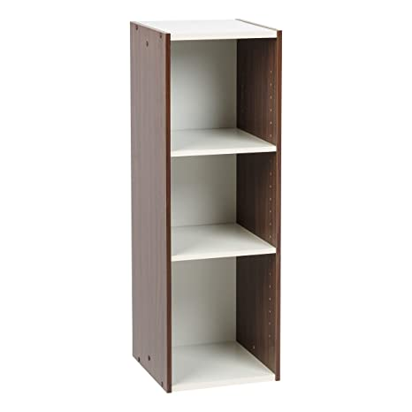 IRIS USA, UB-9030, Space Saving Shelf with Adjustable Shelves, 12 x 34