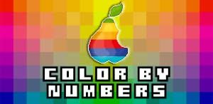Color By Numbers ArtBook from Coloring Games Studio