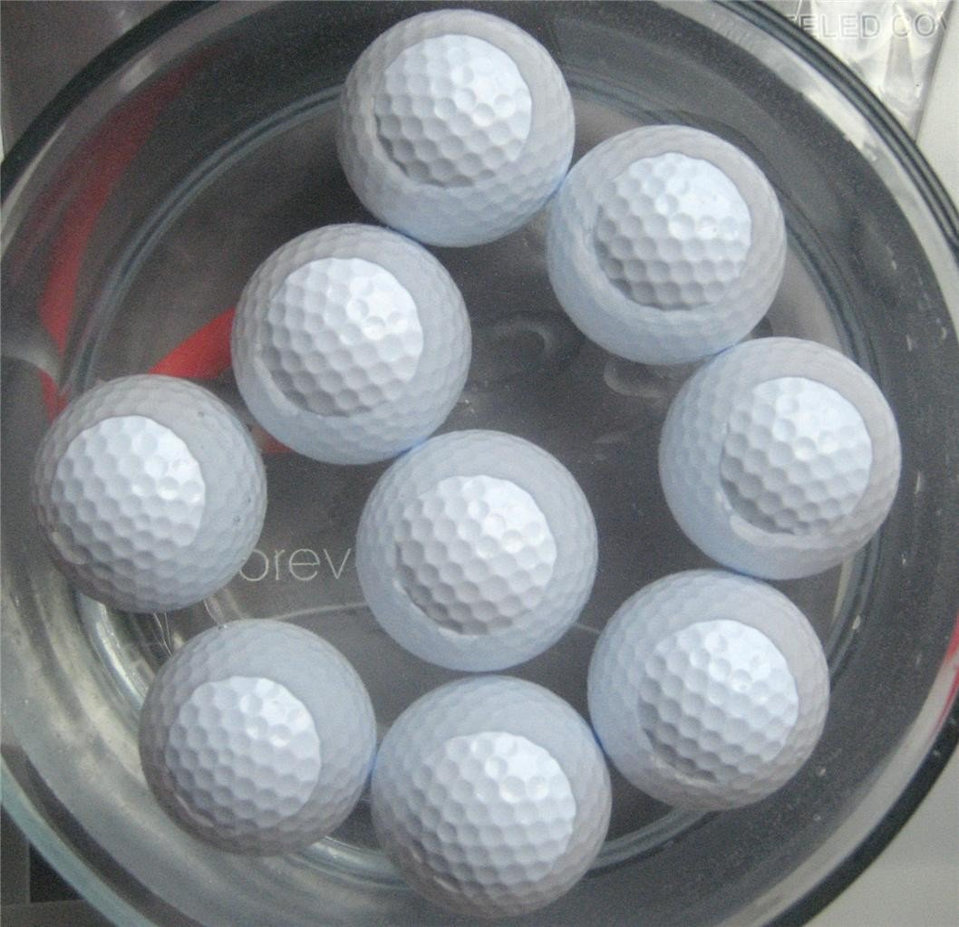 100pcs Golf floater balls floating Practice aid (with logo) by A99 Golf