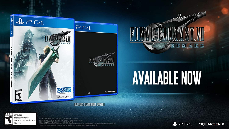 Final Fantasy VII Remake for PlayStation 4 [USA]: Amazon.es: Square Enix LLC: Cine y Series TV