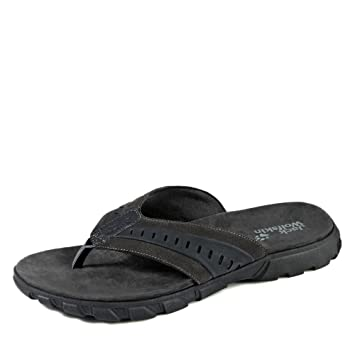 undefeated x well known new appearance Jack Wolfskin Flip Flops Paw String men phantom, Größe:46 UK ...