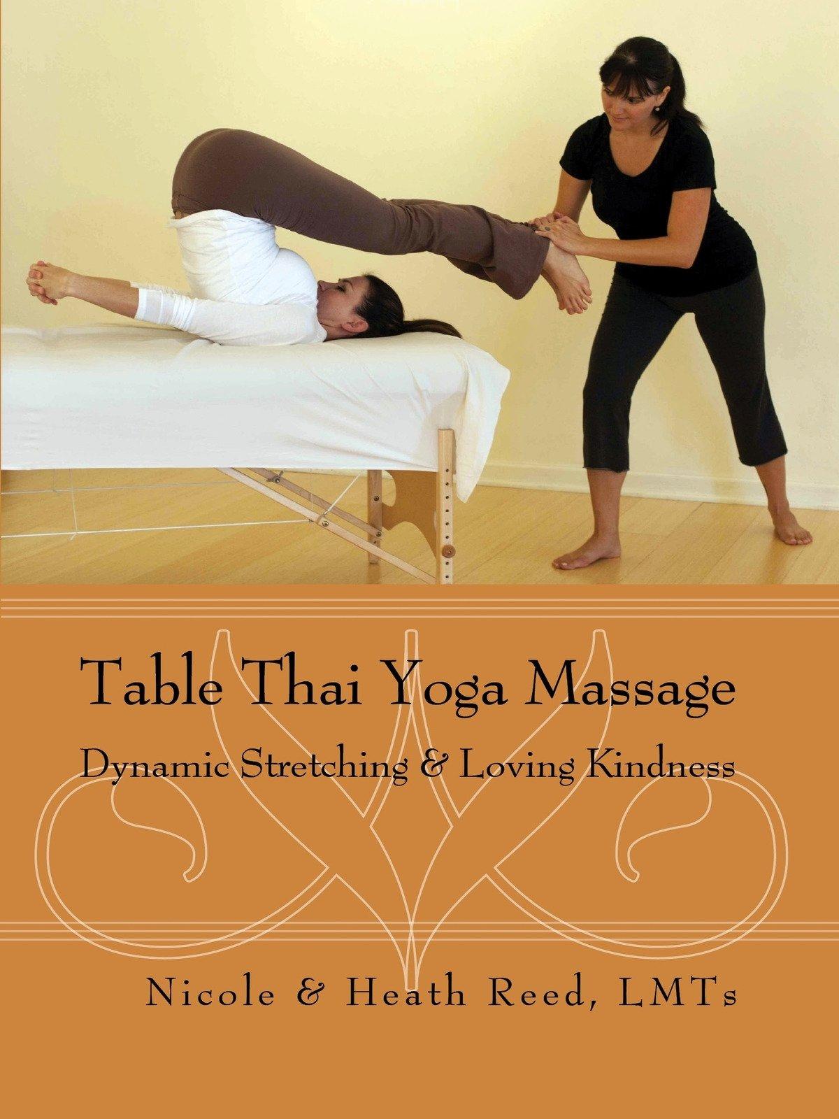Amazon.com: Table Thai Yoga Massage: ---: Amazon Digital ...