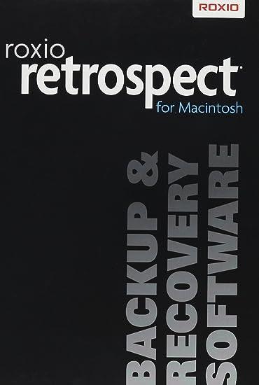 amazon com retrospect 8 0 single server unlimited clients mac with