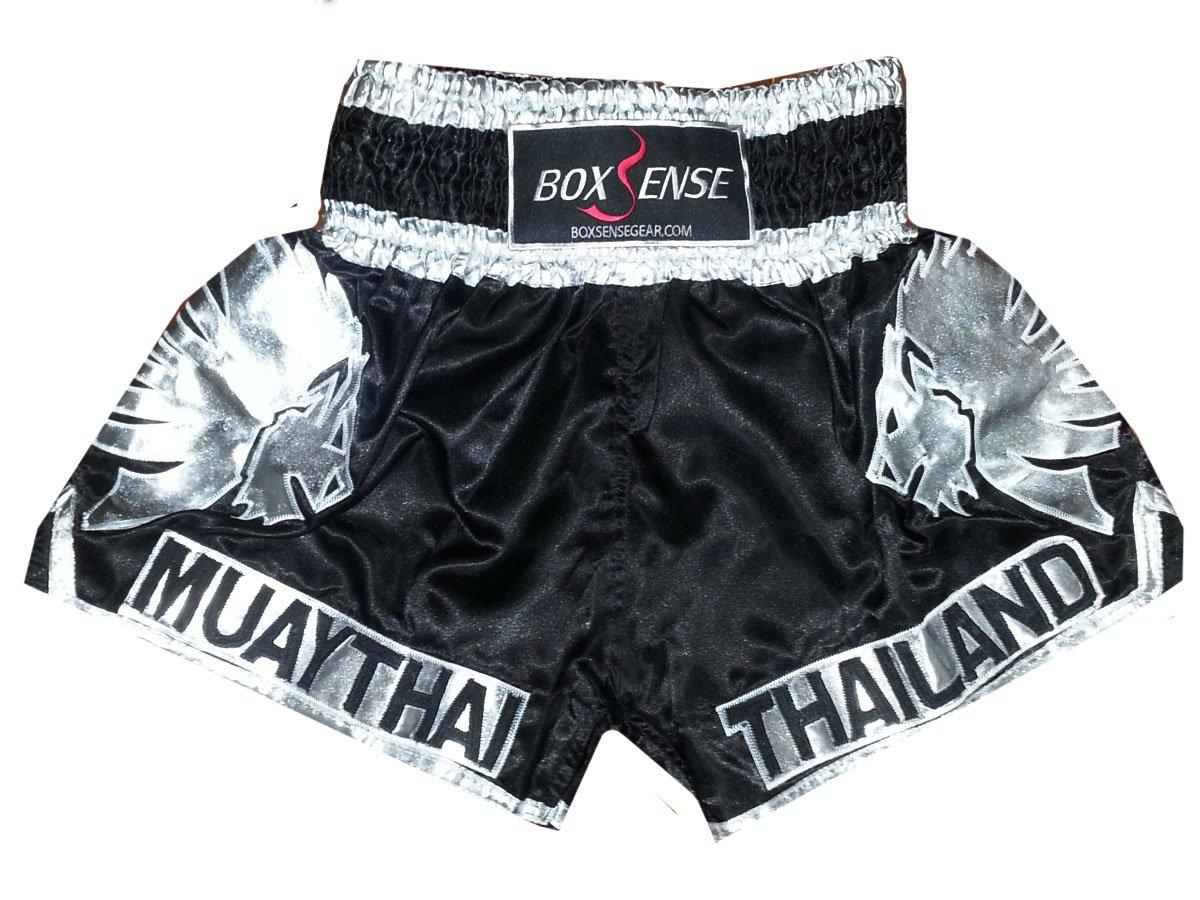Boxsense Muay Thai Kick Boxing Shorts : BXS-303
