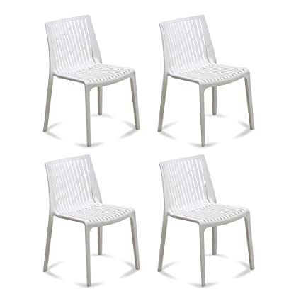 Supreme Oasis White Set od 4 pcs Amazon Home & Kitchen