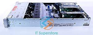 High-End Virtualization Server 16-Core 128GB RAM 16TB DL380 with Rails (Renewed)