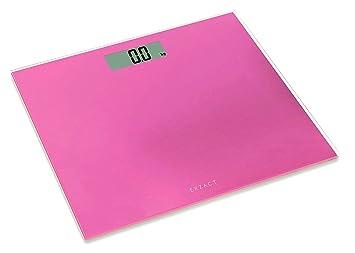 Exzact ColorSlim – Báscula Corporal Electrónica/Báscula de Baño Digital/Escala Personal - Ultra