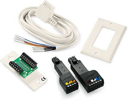 Amazon Com Bose Cinemate Console Speaker Wire Adapter Kit Home Audio Theater