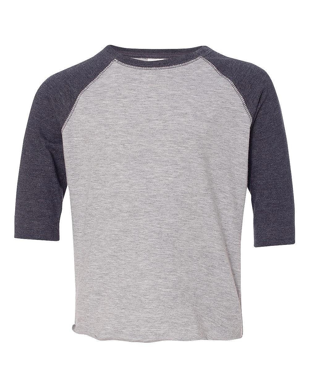 VN Heather//V 3T Clementine Toddler Baseball Fine Jersey T-Shirt RS3330