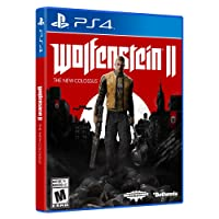 Wolfenstein 2: The New Colossus - PlayStation 4 - Standard Edition