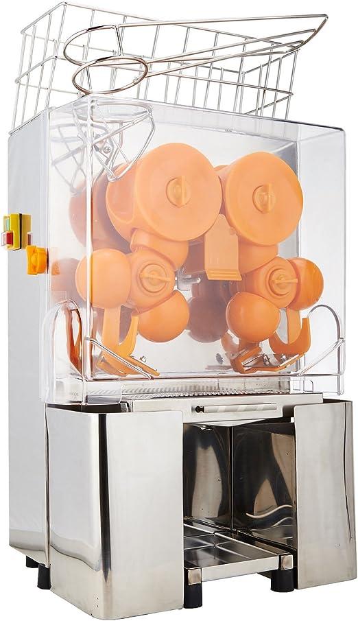 KITGARN Orange Juice Machine Commercial Lemon Fruit Squeezer