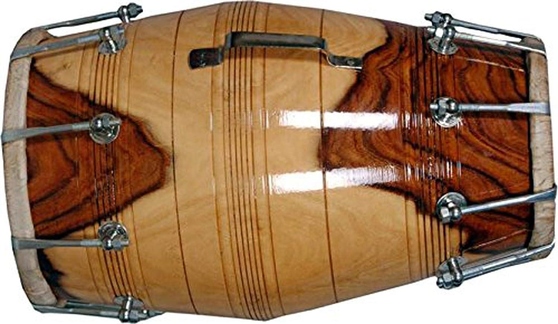 買い保障できる Makan Nut & Bolts Bolts Handmade Indian Musical Dhol/Dholak/Dholki Instrument Wood Bag Dhol/Dholak/Dholki Drum With Carry Bag B07NJHT2FN, シチューとステーキの店 ルボンヌ:a732835f --- a0267596.xsph.ru