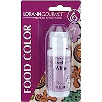 Liquid Food Color 1oz-White