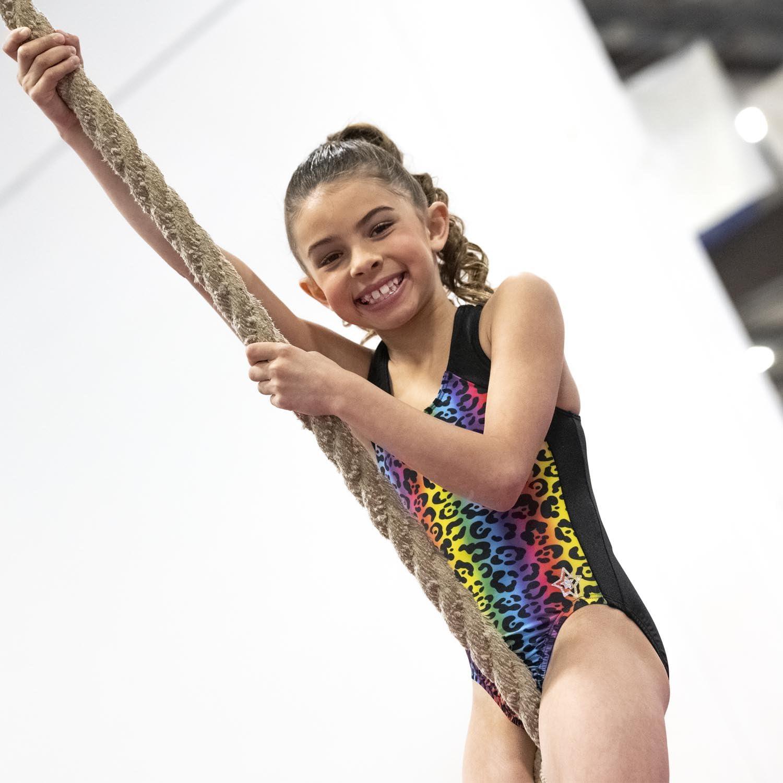GK Stars Leotard for Girls Dance /& Gymnastics