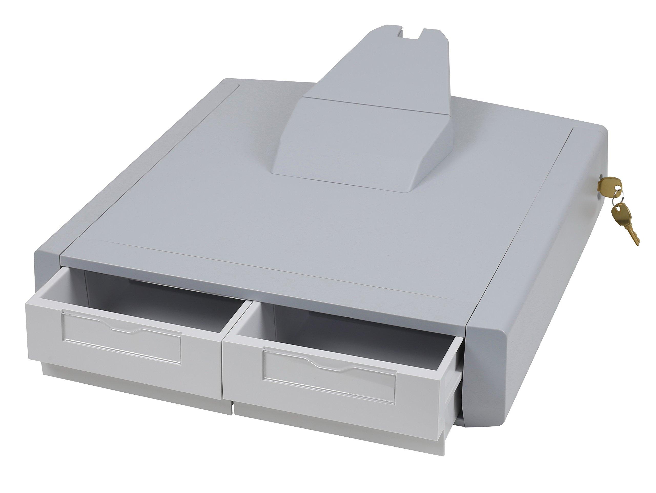 Ergotron SV Primary Storage Drawer, Double 97-988