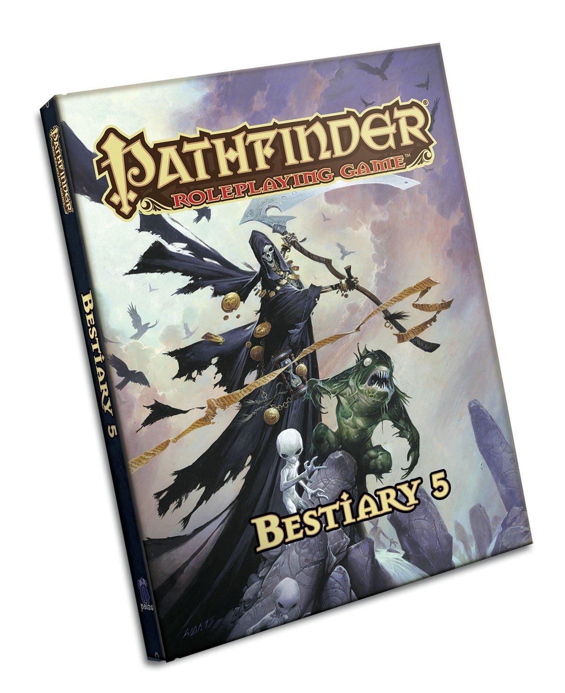 Download Pathfinder Roleplaying Game: Bestiary 5 PDF