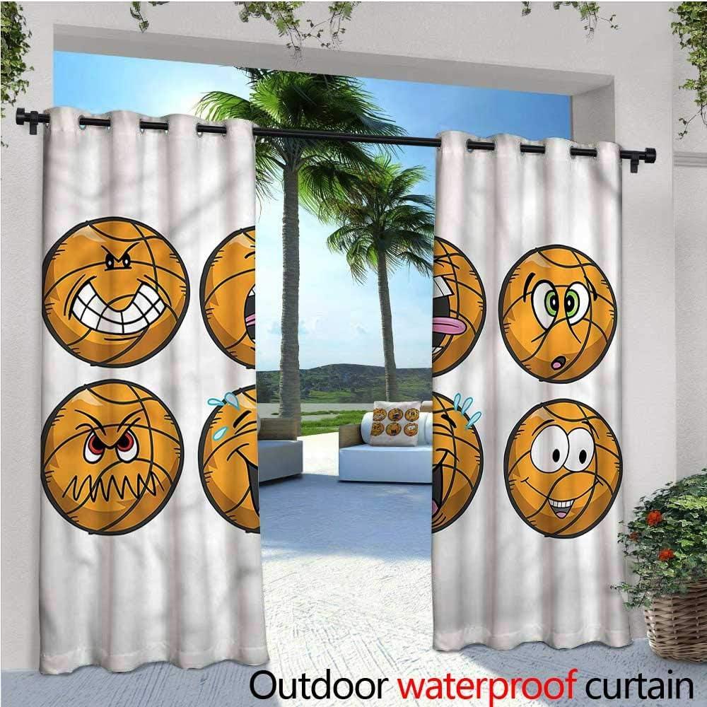 Cortina de privacidad para pergola y Jugador de Baloncesto, térmica, Aislante y Repelente al Agua, para balcón: Amazon.es: Jardín