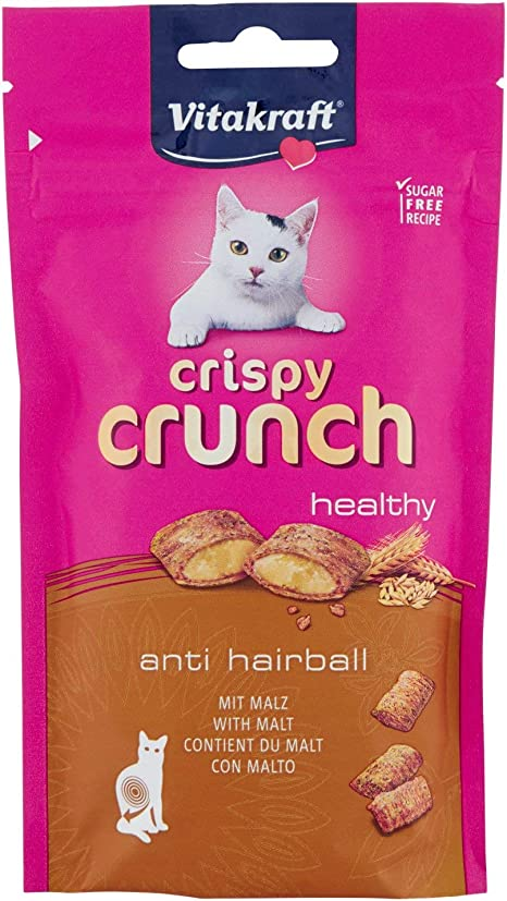 VITAKRAFT Crispy Crunch Malta-60 gr: Amazon.es: Productos para ...